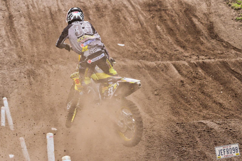 Julien Lieber - Photo Blast: MXGP of Valkenswaard - Motocross Pictures - Vital MX