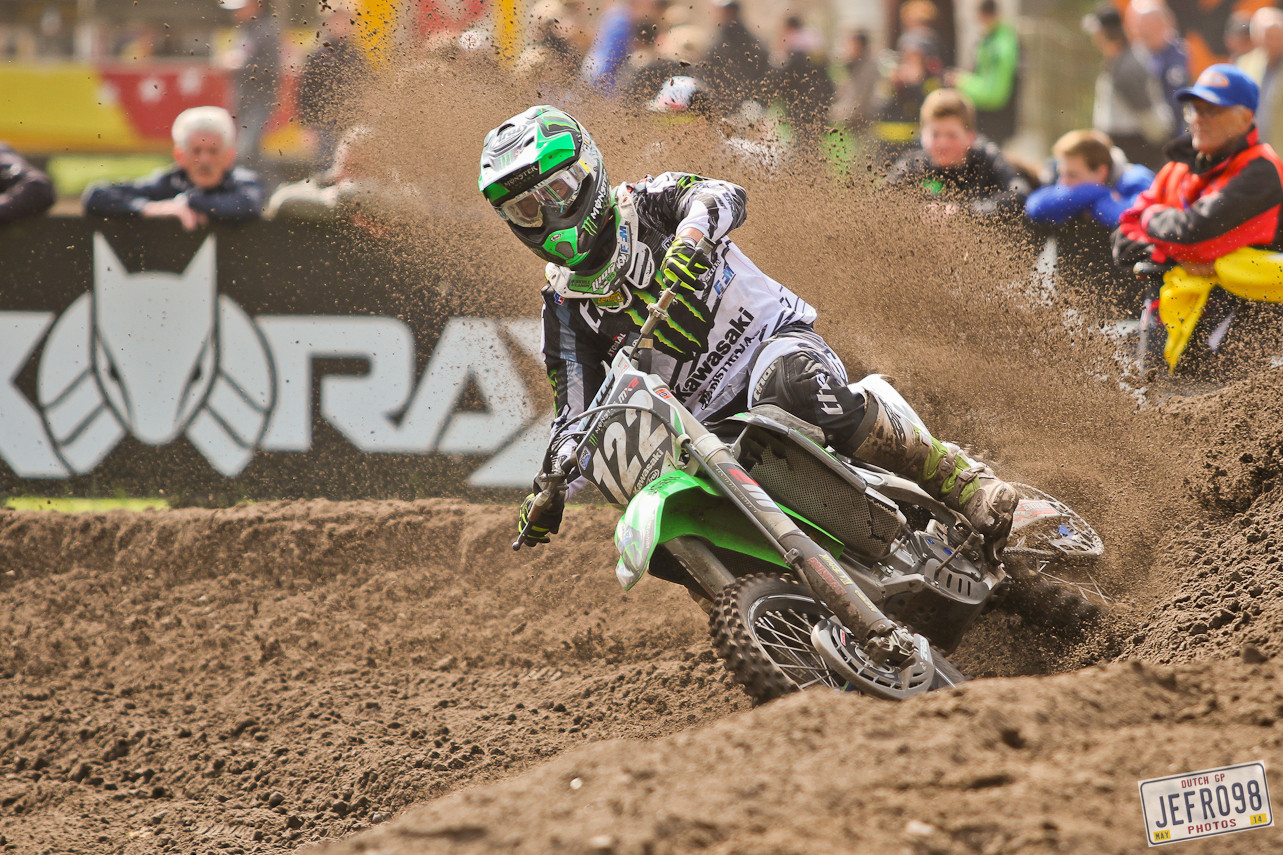 Dylan Ferrandis - Photo Blast: MXGP of Valkenswaard - Motocross Pictures - Vital MX