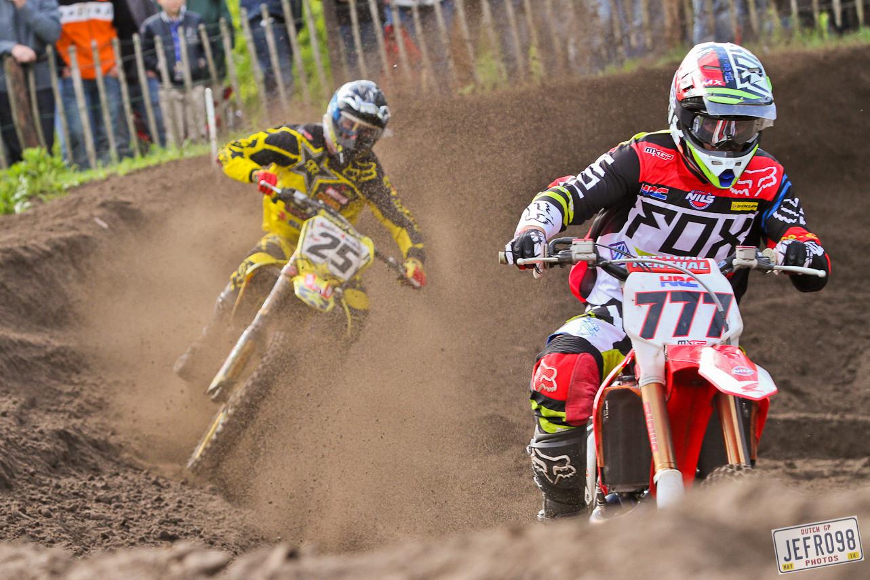 Evgeny Bobryshev - Photo Blast: MXGP of Valkenswaard - Motocross Pictures - Vital MX