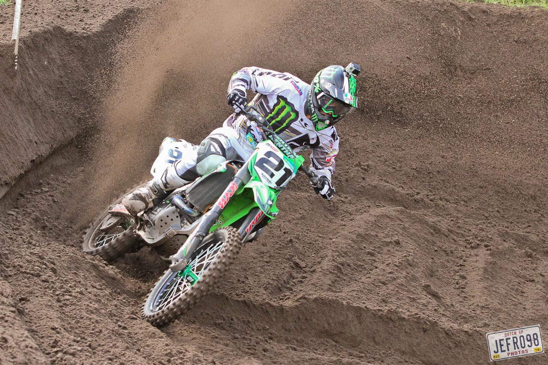 Gautier Paulin - Photo Blast: MXGP of Valkenswaard - Motocross Pictures - Vital MX