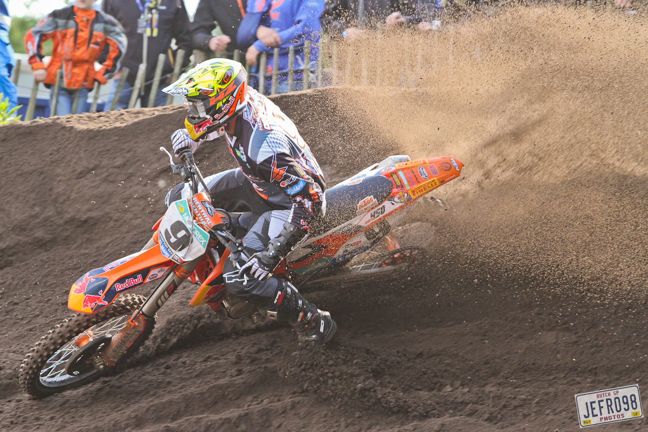 Ken de Dijcker - Photo Blast: MXGP of Valkenswaard - Motocross Pictures - Vital MX