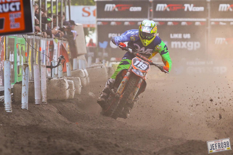 Mel Pocock - Photo Blast: MXGP of Valkenswaard - Motocross Pictures - Vital MX