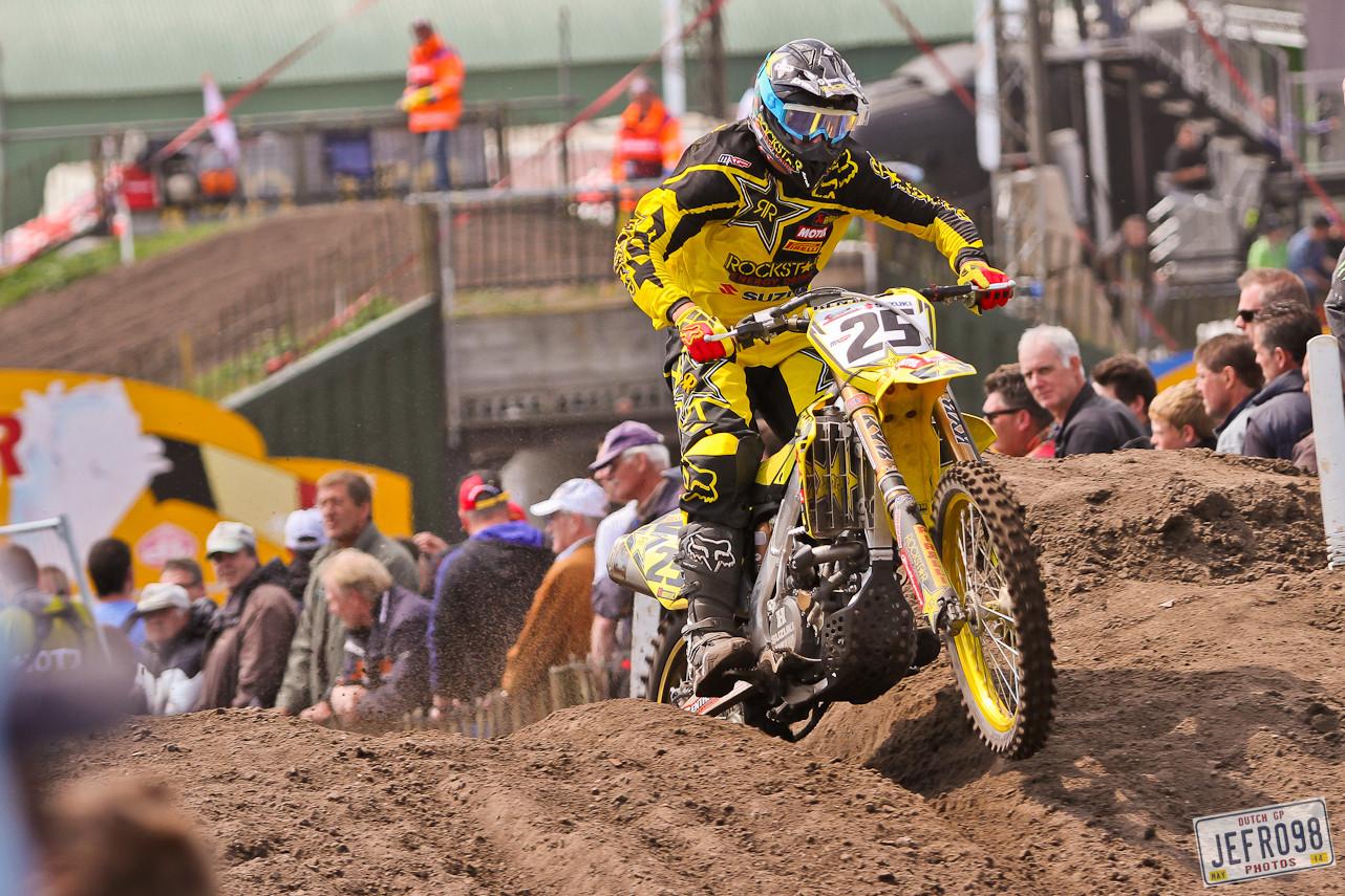 Clement Desalle - Photo Blast: MXGP of Valkenswaard - Motocross Pictures - Vital MX
