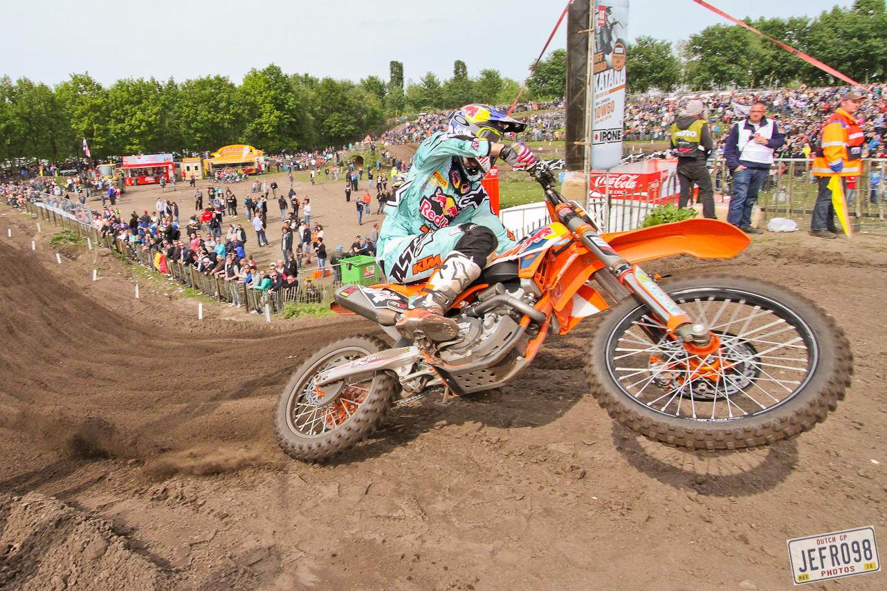 Jeffrey Herlings - Photo Blast: MXGP of Valkenswaard - Motocross Pictures - Vital MX