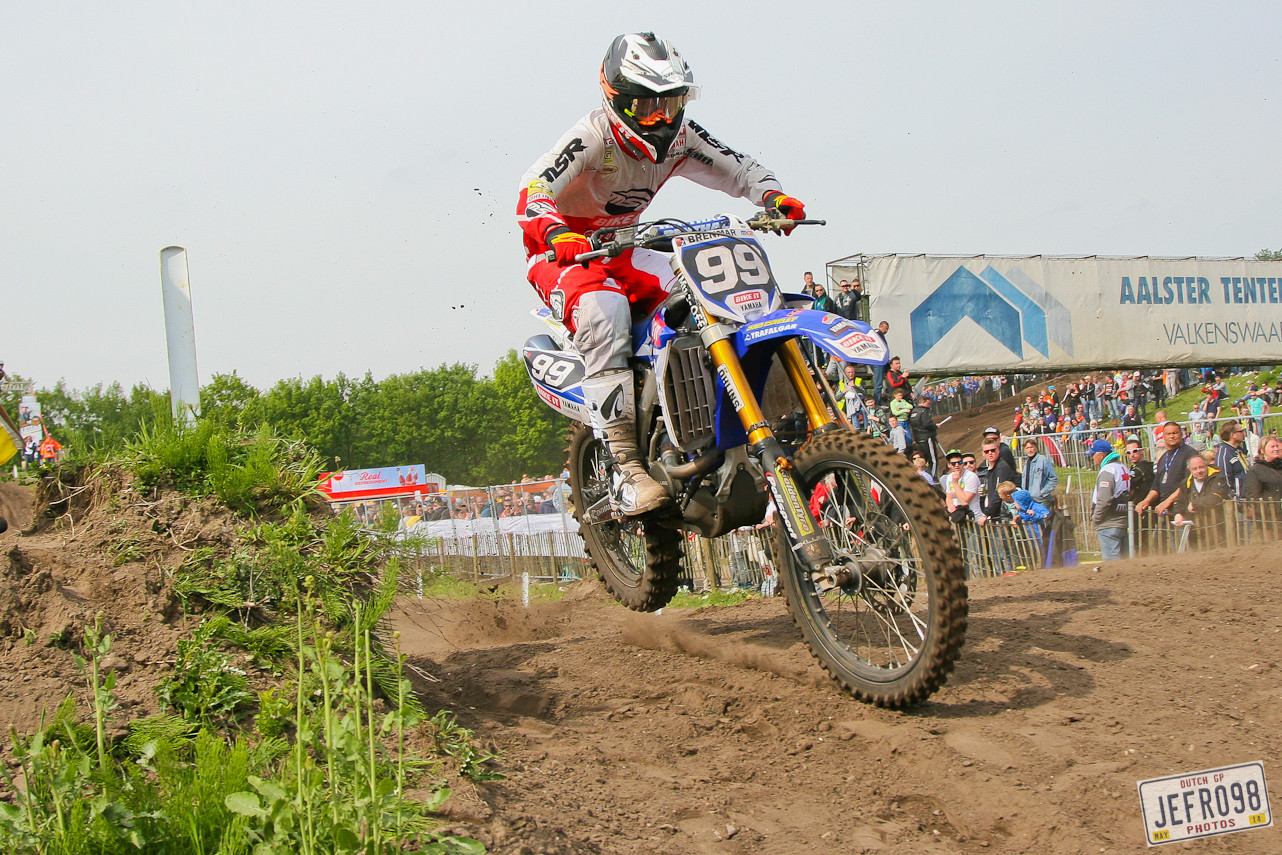 Max Ansti - Photo Blast: MXGP of Valkenswaard - Motocross Pictures - Vital MX