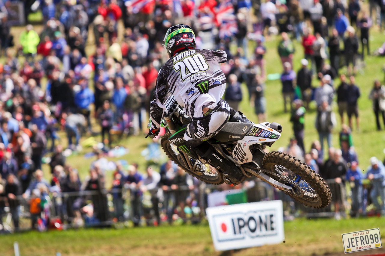 Arnaud Tonus  - Photo Blast: MXGP Matterley Basin - Motocross Pictures - Vital MX
