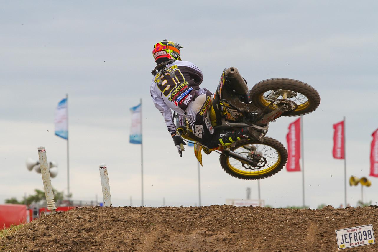 Jeremy Seewer - Photo Blast: MXGP of Germany - Motocross Pictures - Vital MX