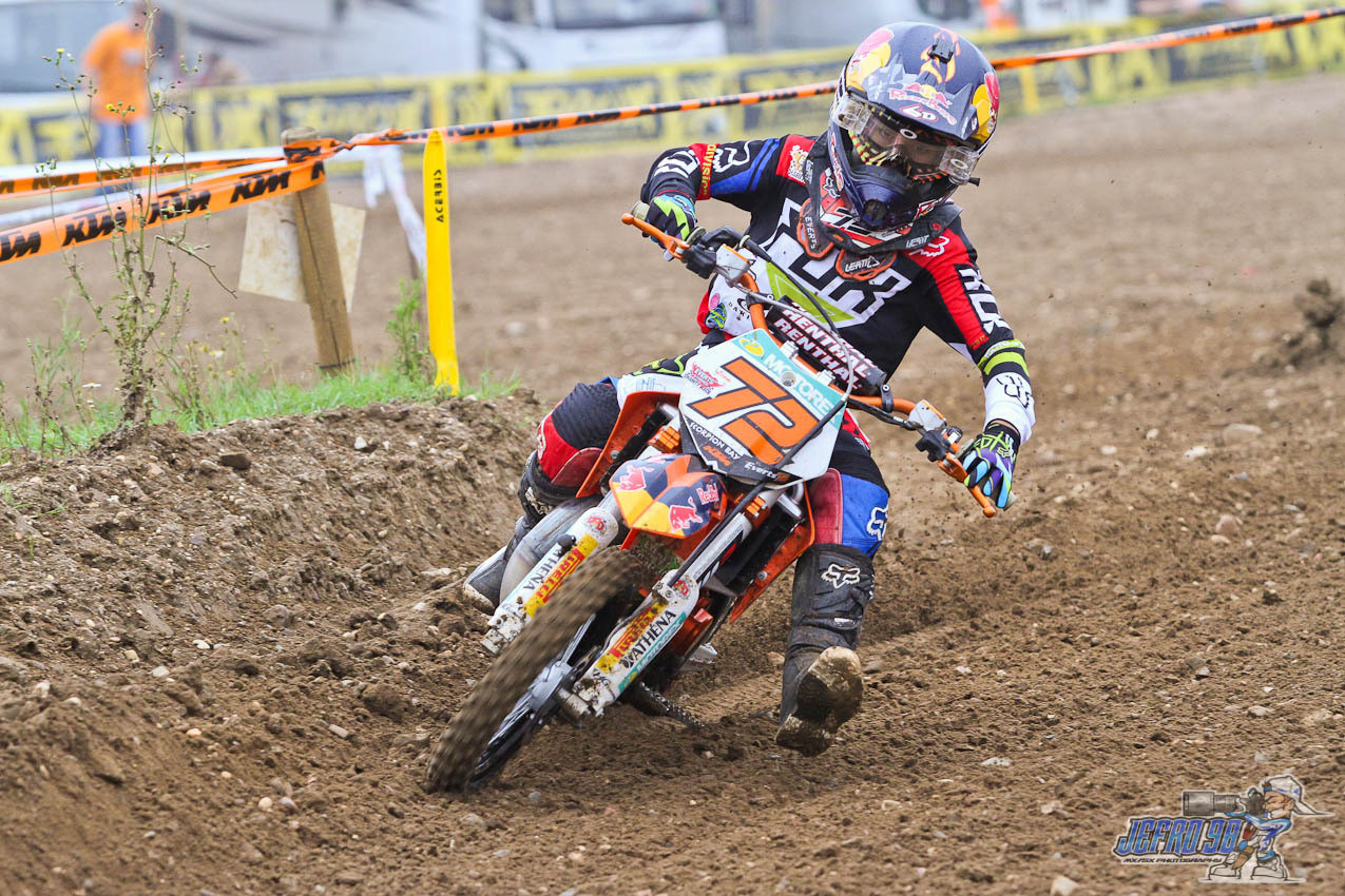 Liam Everts - Photo Blast: Everts & Friends Charity Race - Motocross Pictures - Vital MX