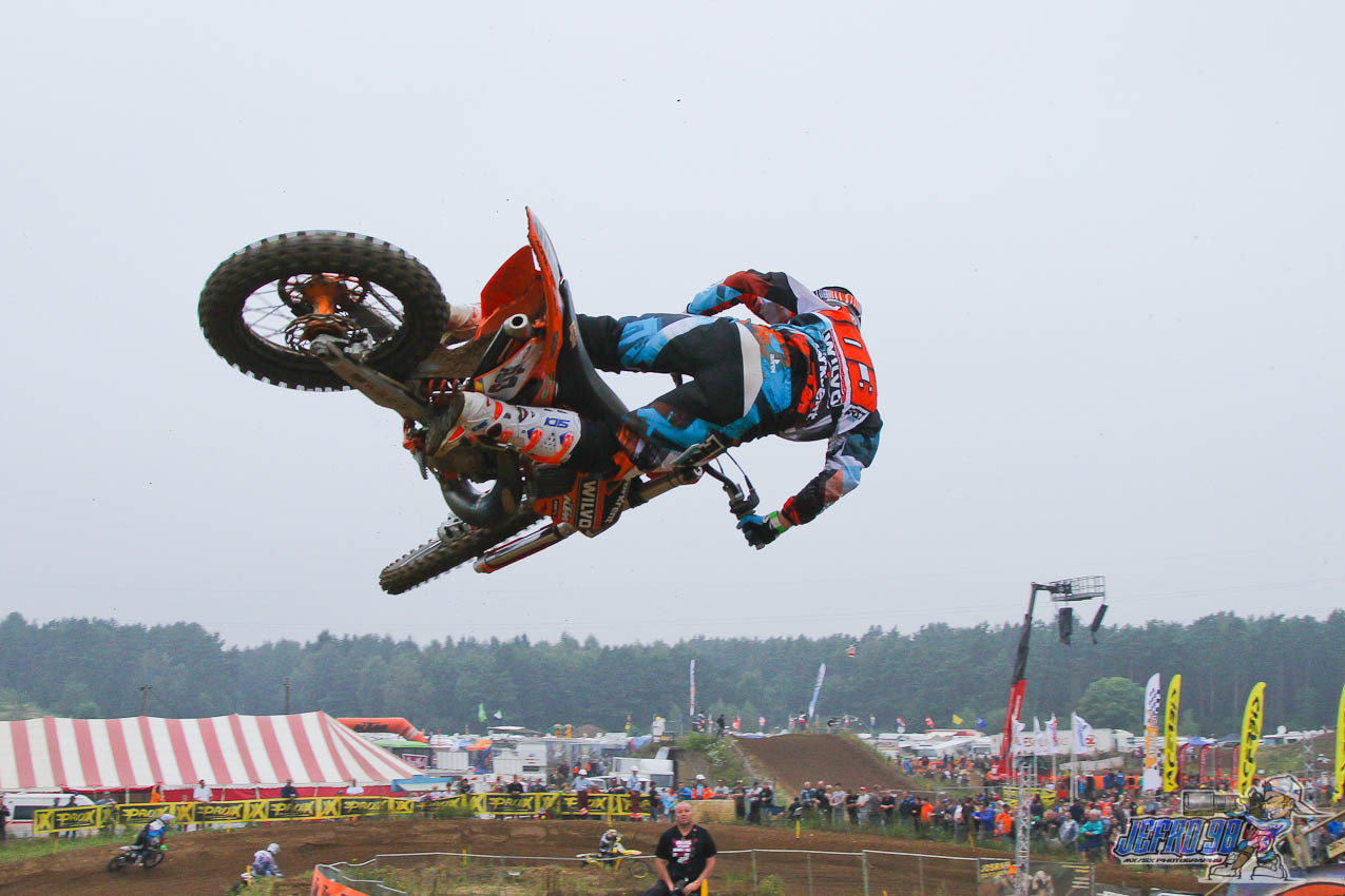 Kenny Vandueren - Photo Blast: Everts & Friends Charity Race - Motocross Pictures - Vital MX