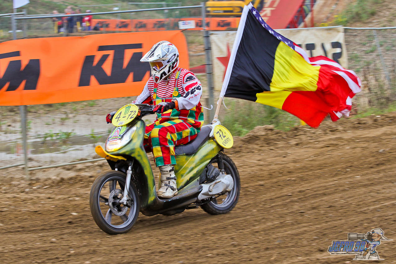 Funny Bikes - Photo Blast: Everts & Friends Charity Race - Motocross Pictures - Vital MX