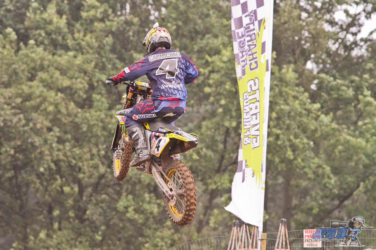 Ricky Carmichael - Photo Blast: Everts & Friends Charity Race - Motocross Pictures - Vital MX