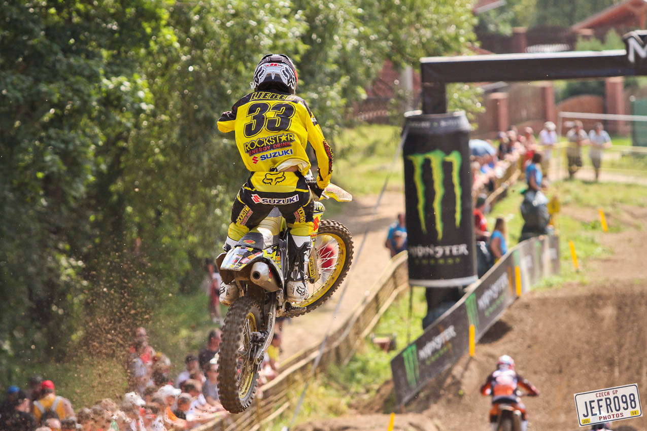 Julien Lieber - Photo Blast: MXGP of Czech Republic - Motocross Pictures - Vital MX