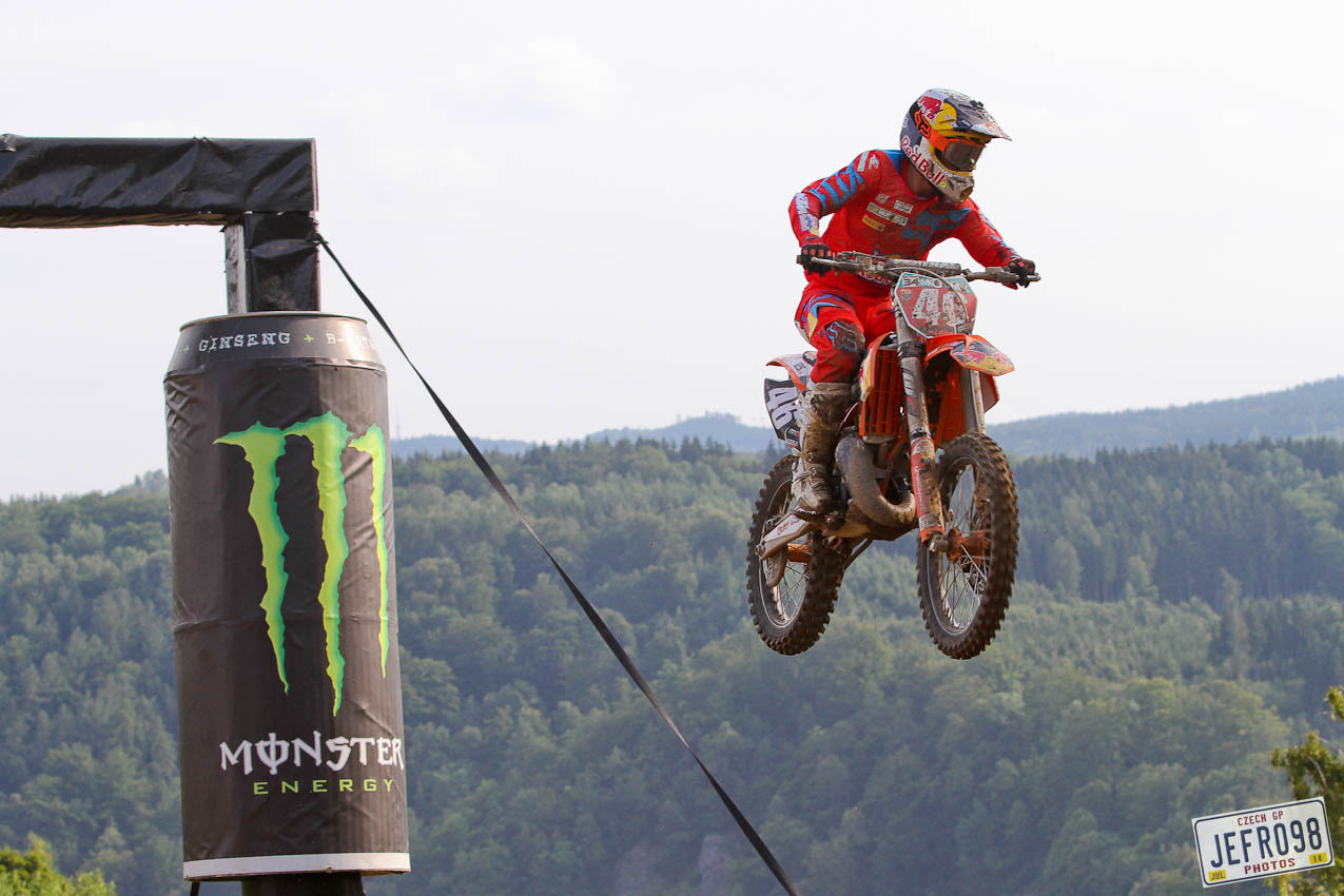 Davy Pootjes - Photo Blast: MXGP of Czech Republic - Motocross Pictures - Vital MX