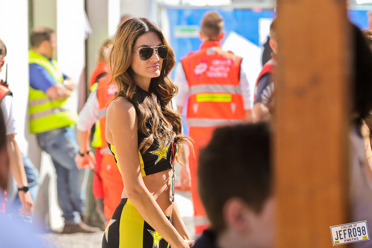 Rockstar Energy lady - Jefro98 - Motocross Pictures - Vital MX