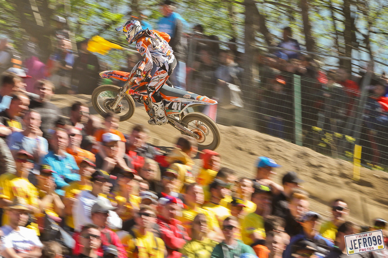 Pauls Jonass - Jefro98 - Motocross Pictures - Vital MX