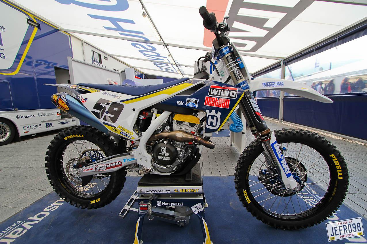 Aleksandr Tonkov Husqvarna 250F - Jefro98 - Motocross Pictures - Vital MX
