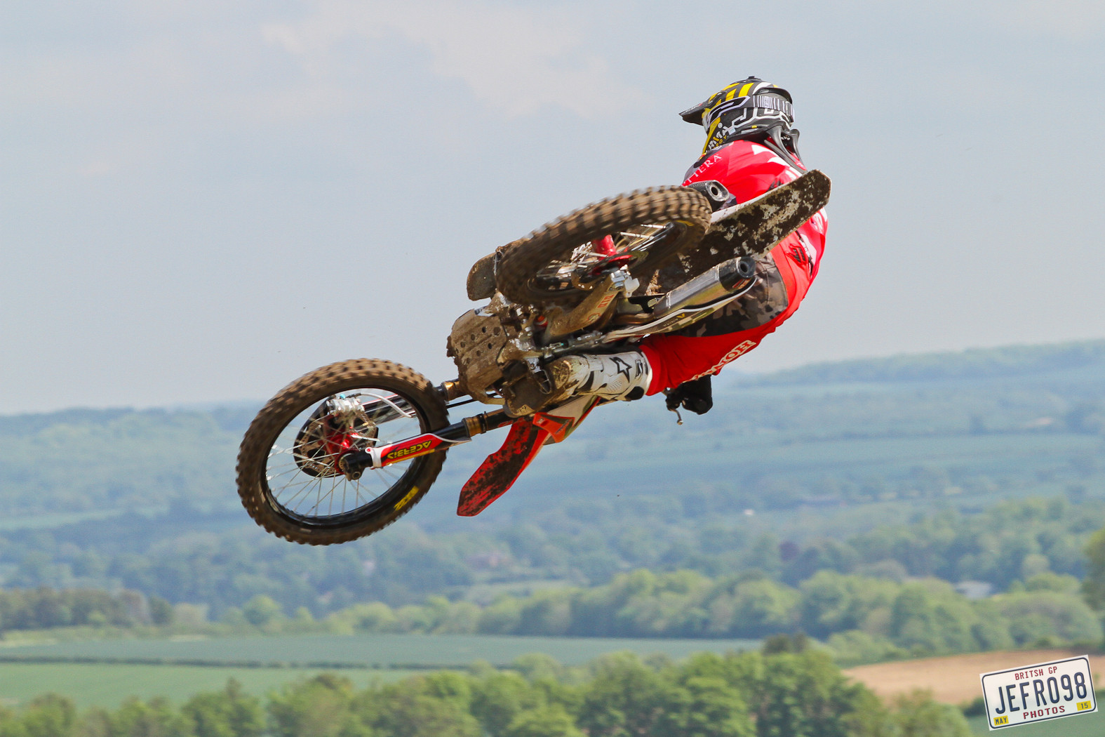 Tim Gajser - Photo Blast: MXGP of Great Britain - Motocross Pictures - Vital MX