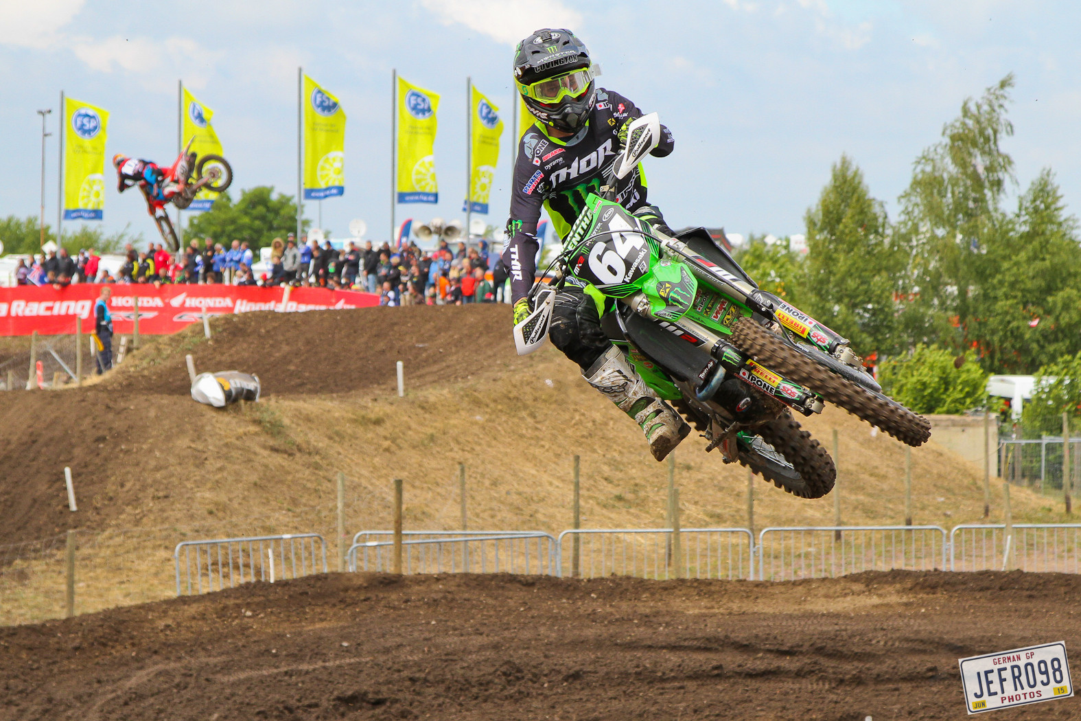 Thomas Covington - Photo Blast: MXGP of Germany - Motocross Pictures - Vital MX