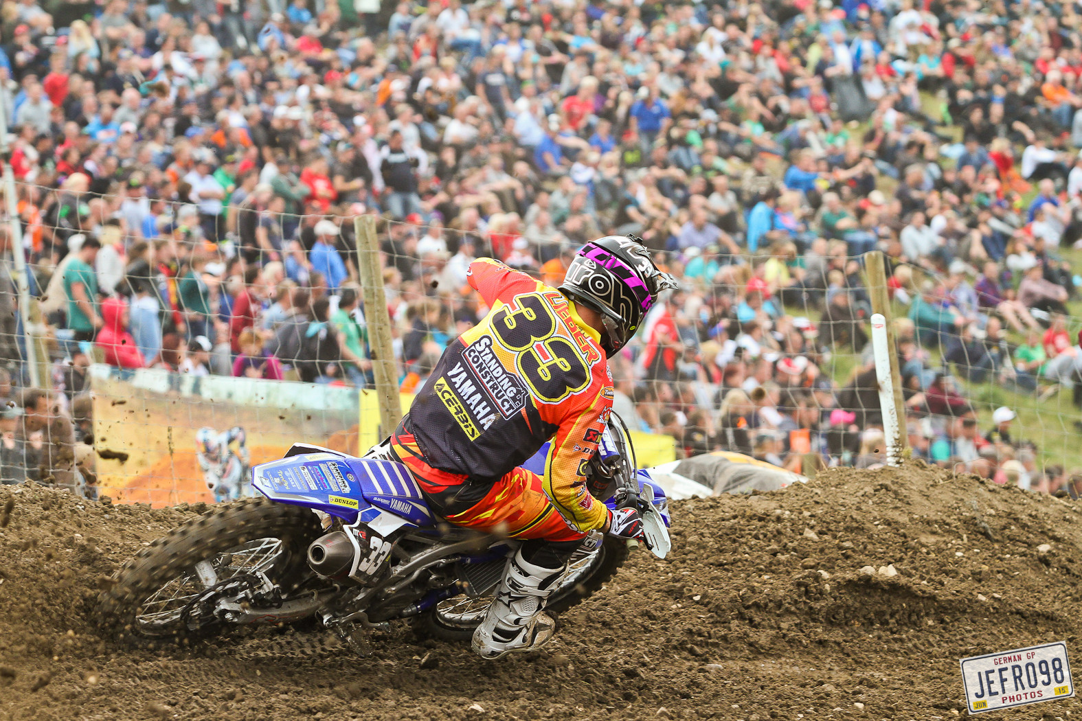 Julien Lieber - Photo Blast: MXGP of Germany - Motocross Pictures - Vital MX
