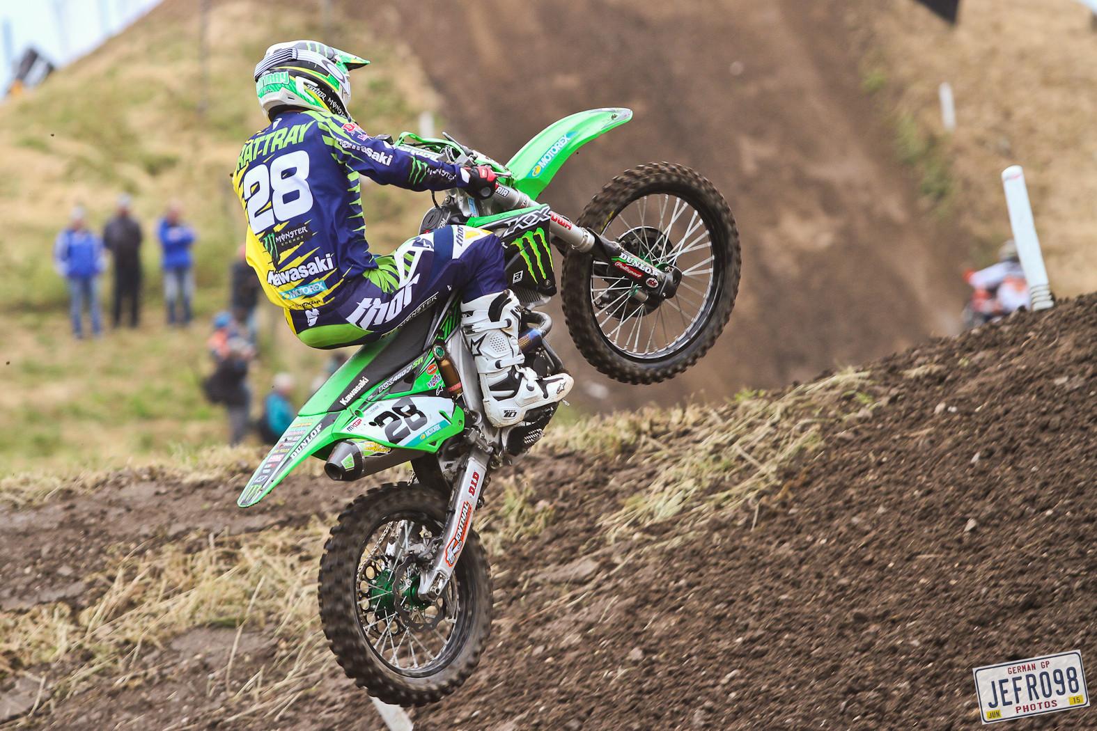Tyla Rattray - Photo Blast: MXGP of Germany - Motocross Pictures - Vital MX