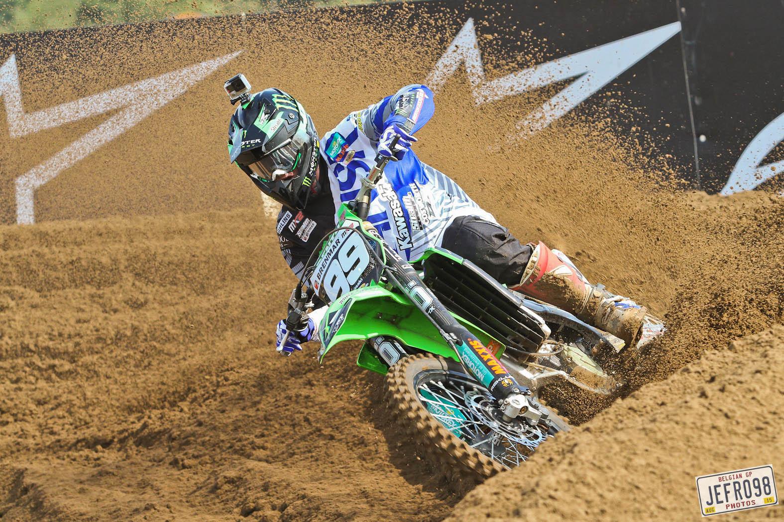 Max Anstie - Photo Blast: MXGP of Belgium - Motocross Pictures - Vital MX