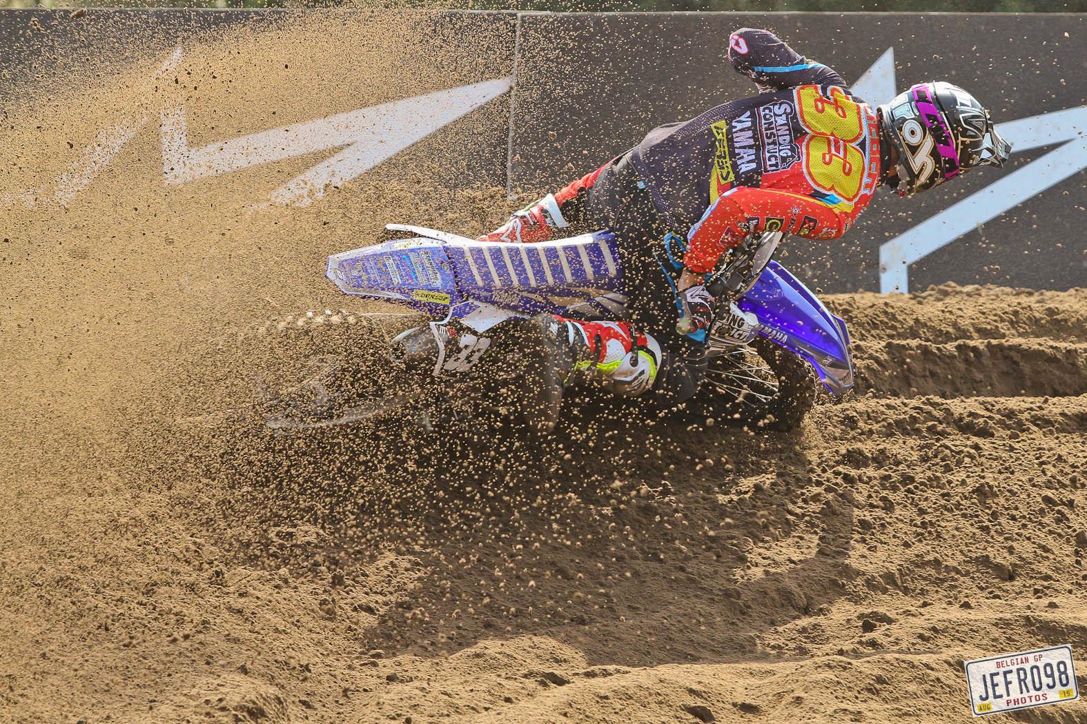 Julien Lieber - Photo Blast: MXGP of Belgium - Motocross Pictures - Vital MX