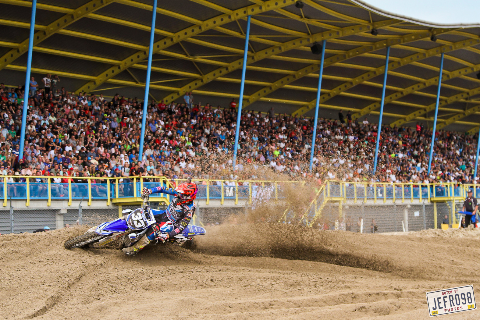 Julien Lieber - Photo Blast: MXGP of the Netherlands - Motocross Pictures - Vital MX