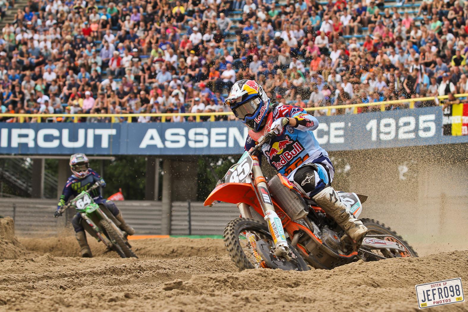 Davy Pootjes - Photo Blast: MXGP of the Netherlands - Motocross Pictures - Vital MX