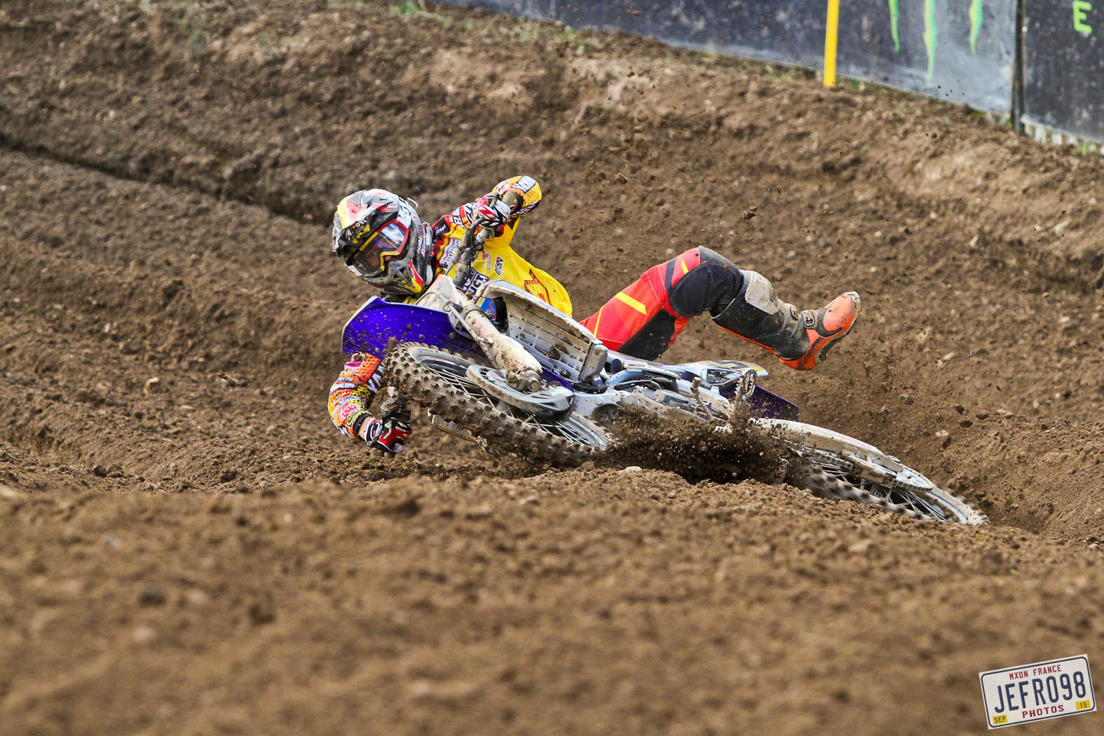 Julien Lieber - Photo Blast: MXoN Saturday bikes and racing. - Motocross Pictures - Vital MX