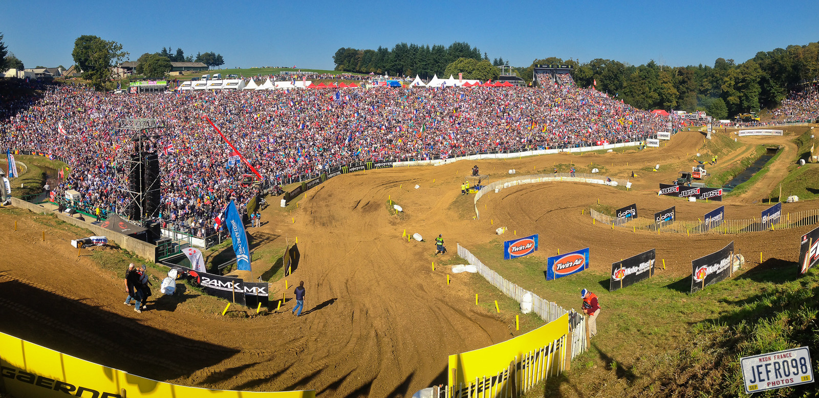 MXoN Ernée Track view - Photo Blast: MXoN Sunday racing - Motocross Pictures - Vital MX