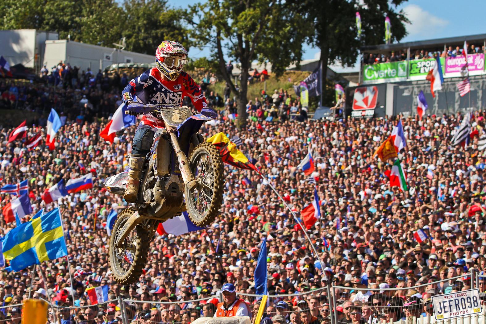 Jeremy Martin - Photo Blast: MXoN Sunday racing - Motocross Pictures - Vital MX