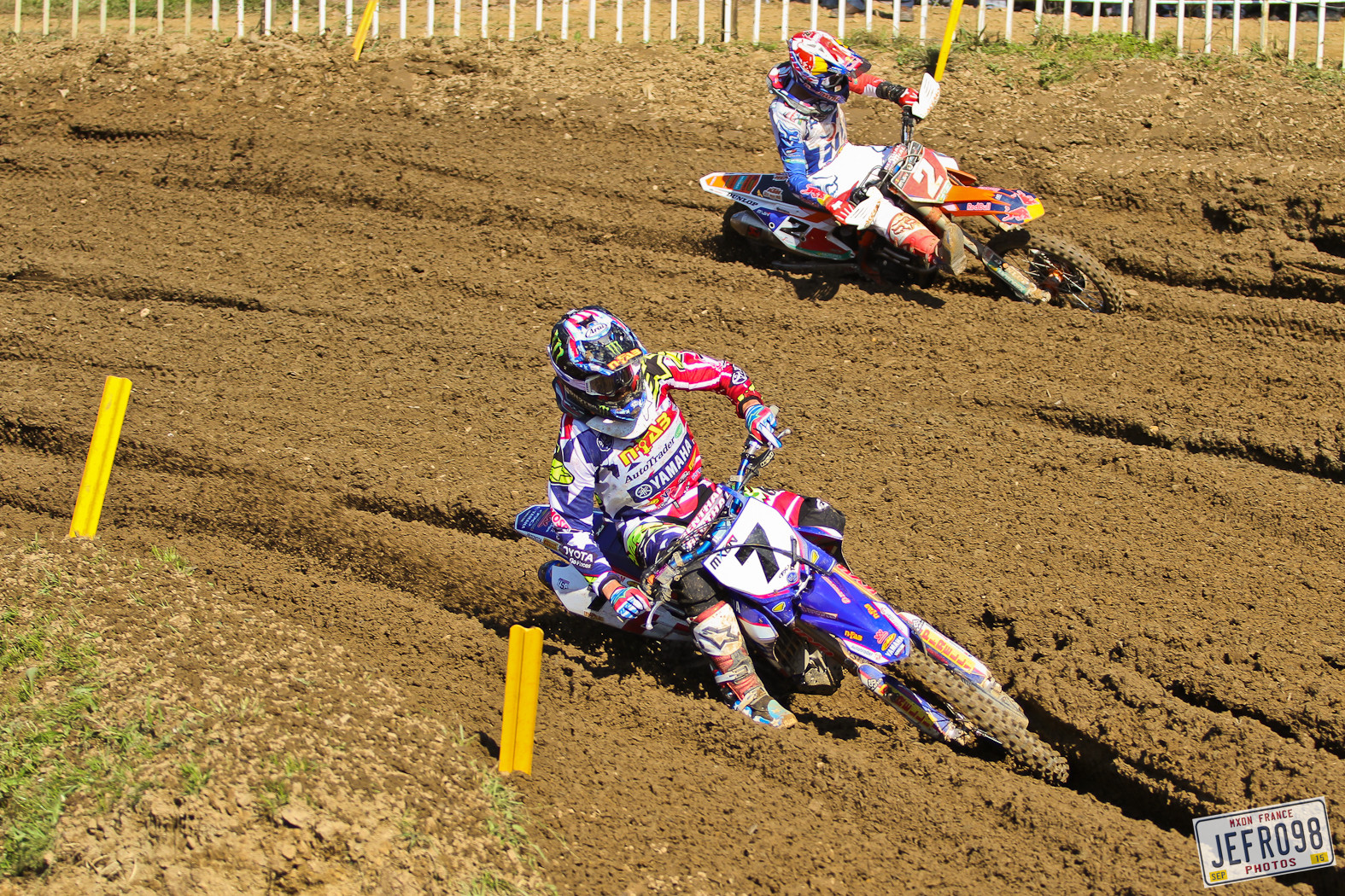 Barica & Musquin - Photo Blast: MXoN Sunday racing - Motocross Pictures - Vital MX
