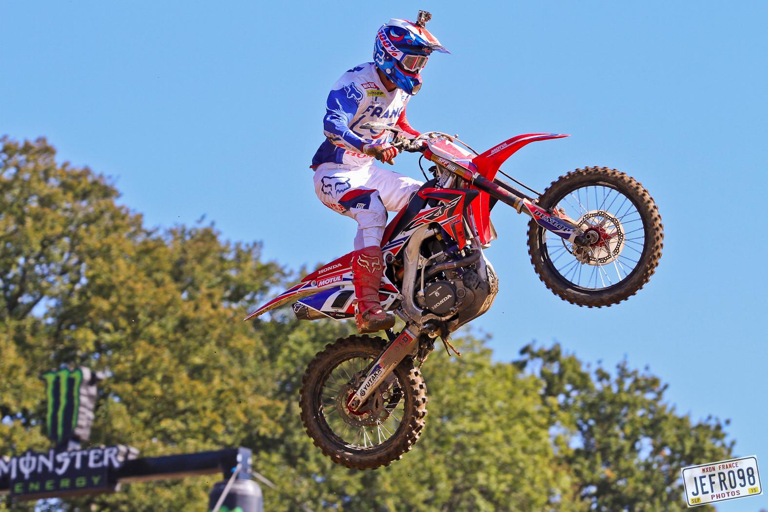 Gautier Paulin - Photo Blast: MXoN Sunday racing - Motocross Pictures - Vital MX