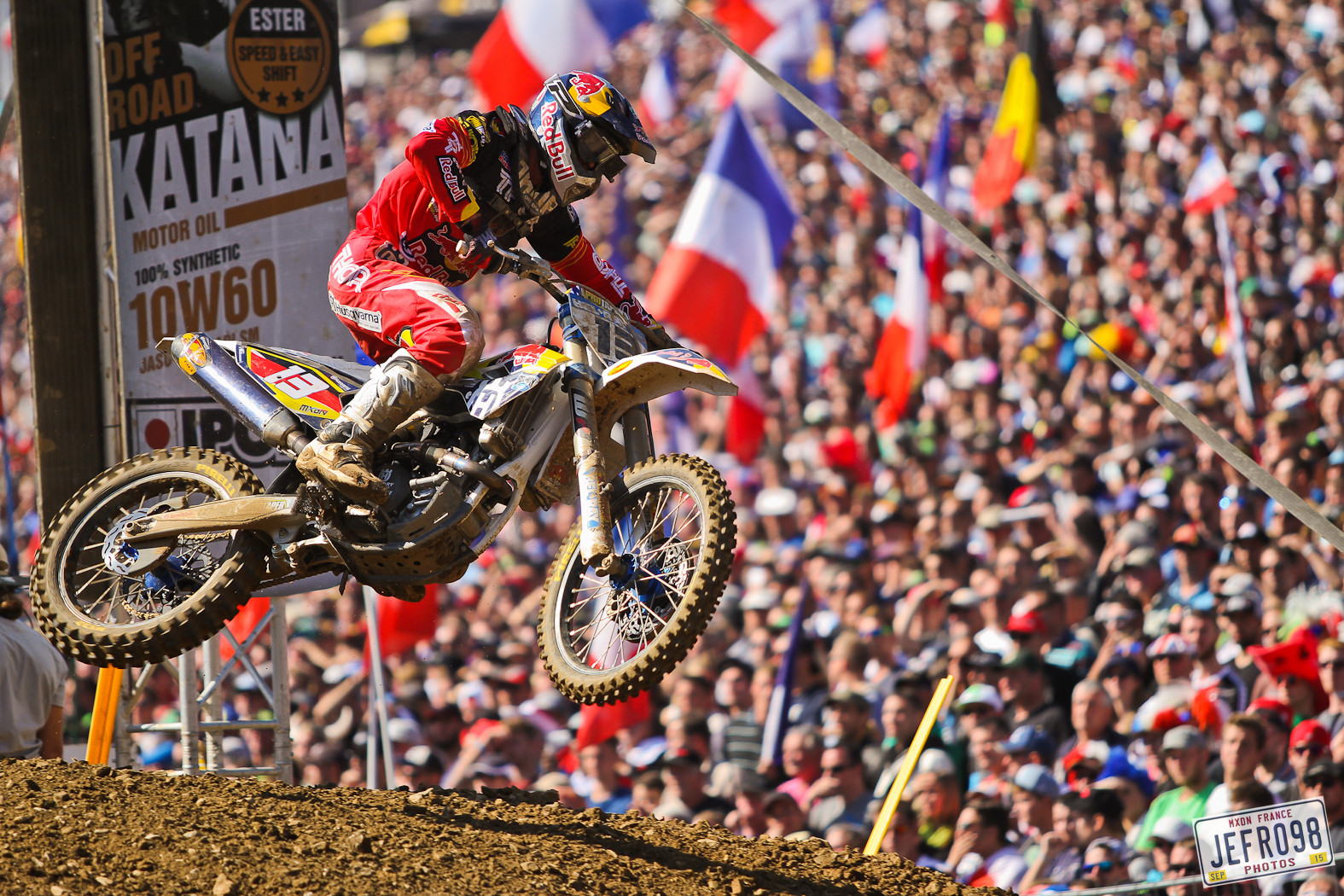 Max Nagl - Photo Blast: MXoN Sunday racing - Motocross Pictures - Vital MX