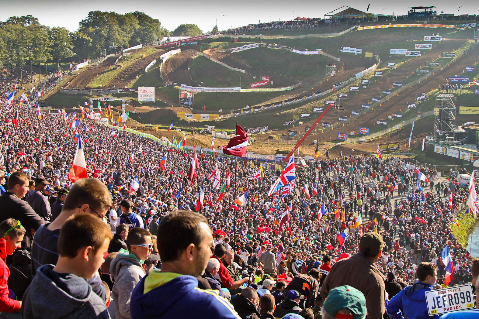 Photo Blast: Sunday morning at Ernée - Photo Blast: MXoN Sunday racing - Motocross Pictures - Vital MX