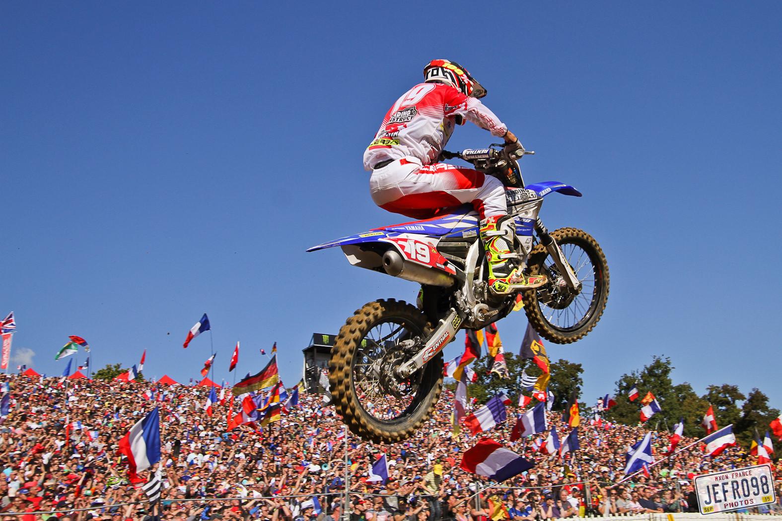 Valentin Guillod - Photo Blast: MXoN Sunday racing - Motocross Pictures - Vital MX