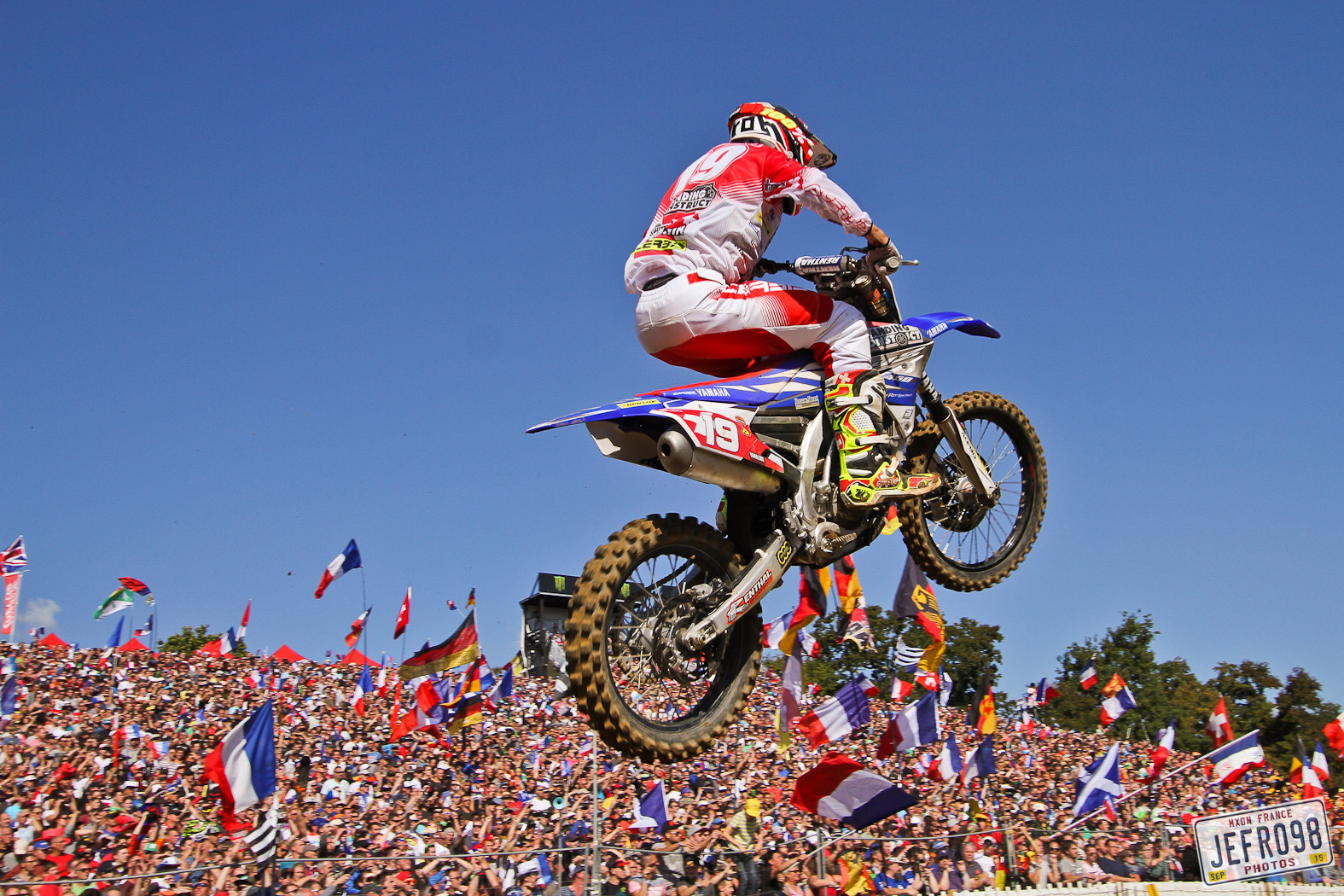 Valentin Guillod - Photo Blast: MXoN Sunday racing - Motocross Pictures - Vital MX