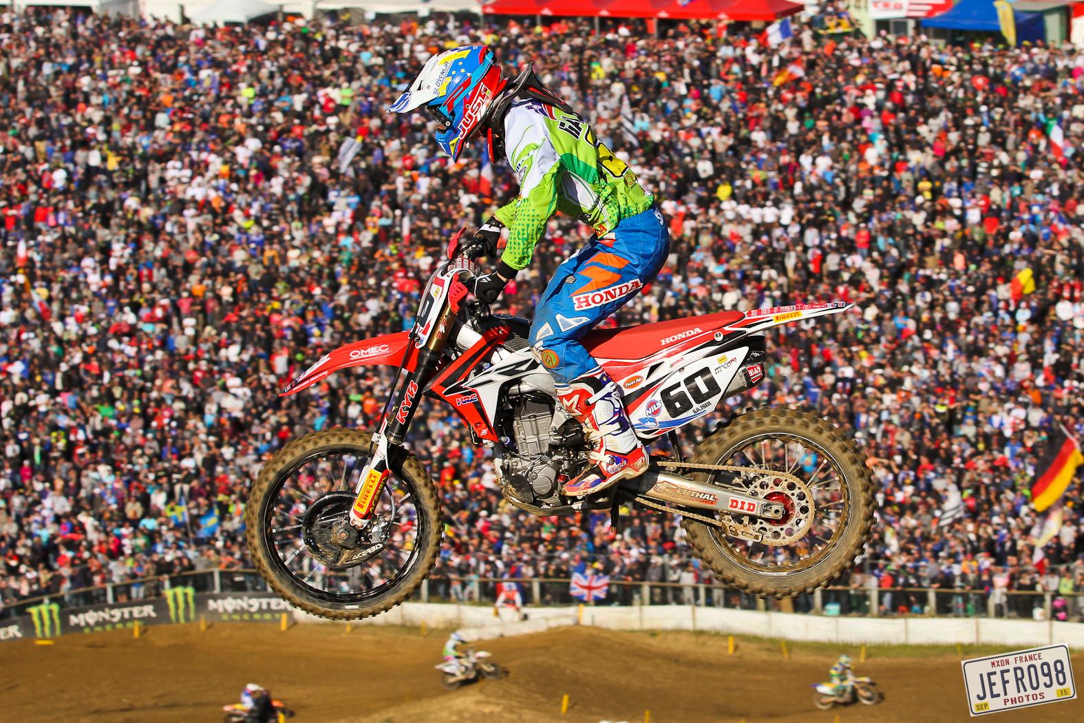 Tim Gajser - Photo Blast: MXoN Sunday racing - Motocross Pictures - Vital MX