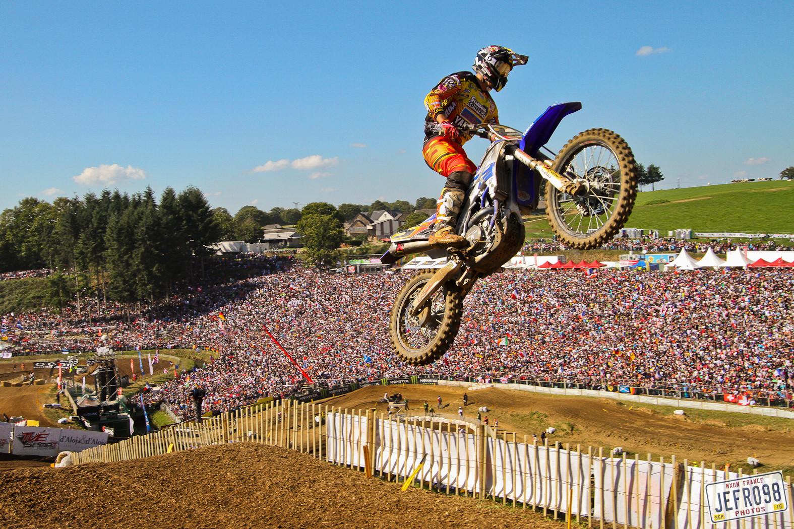 Julien Lieber - Photo Blast: MXoN Sunday racing - Motocross Pictures - Vital MX