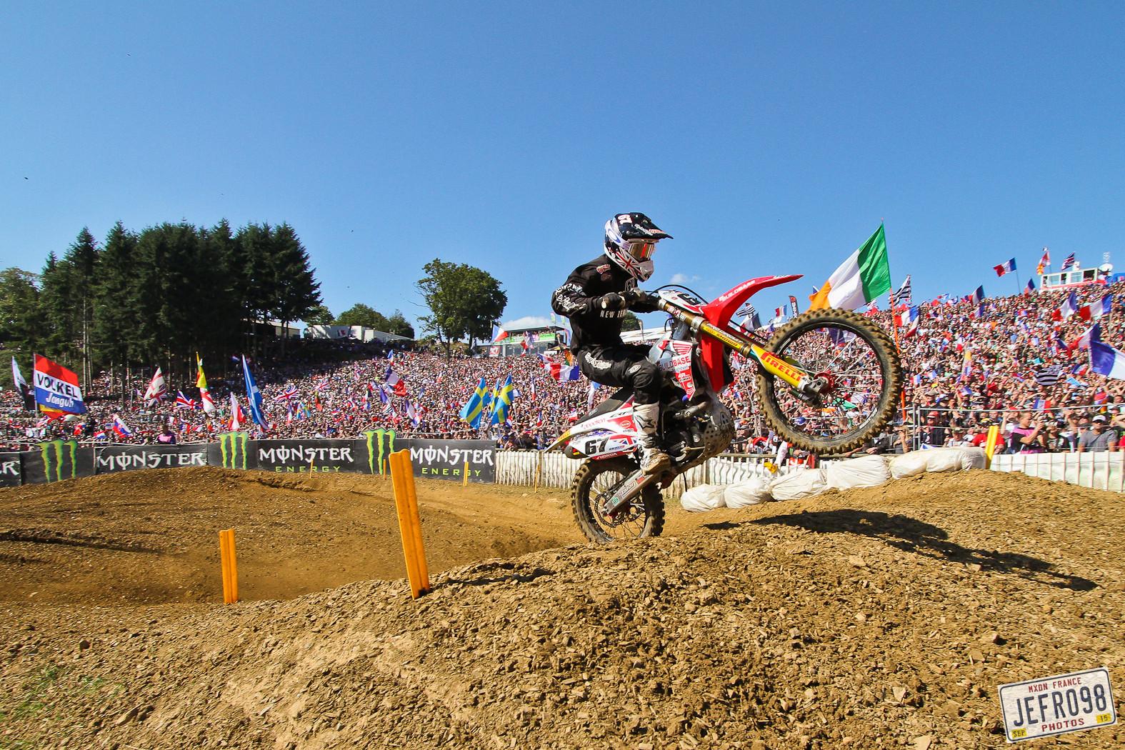 Ben Townley - Photo Blast: MXoN Sunday racing - Motocross Pictures - Vital MX
