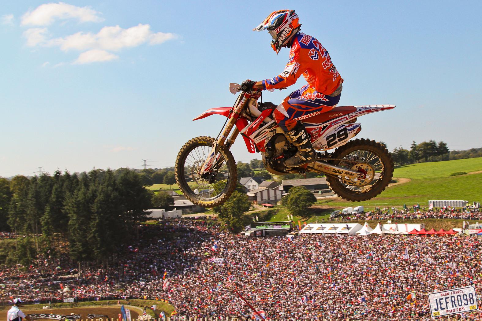 Nick Kouwenberg - Photo Blast: MXoN Sunday racing - Motocross Pictures - Vital MX