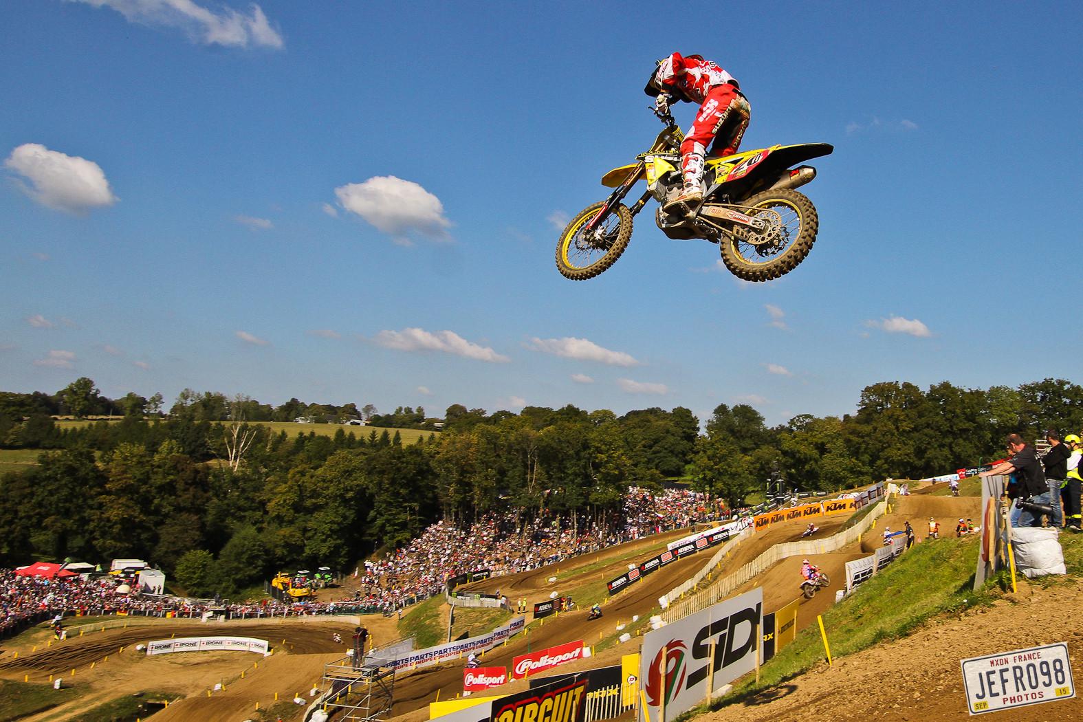 Jeremy Seewer - Photo Blast: MXoN Sunday racing - Motocross Pictures - Vital MX