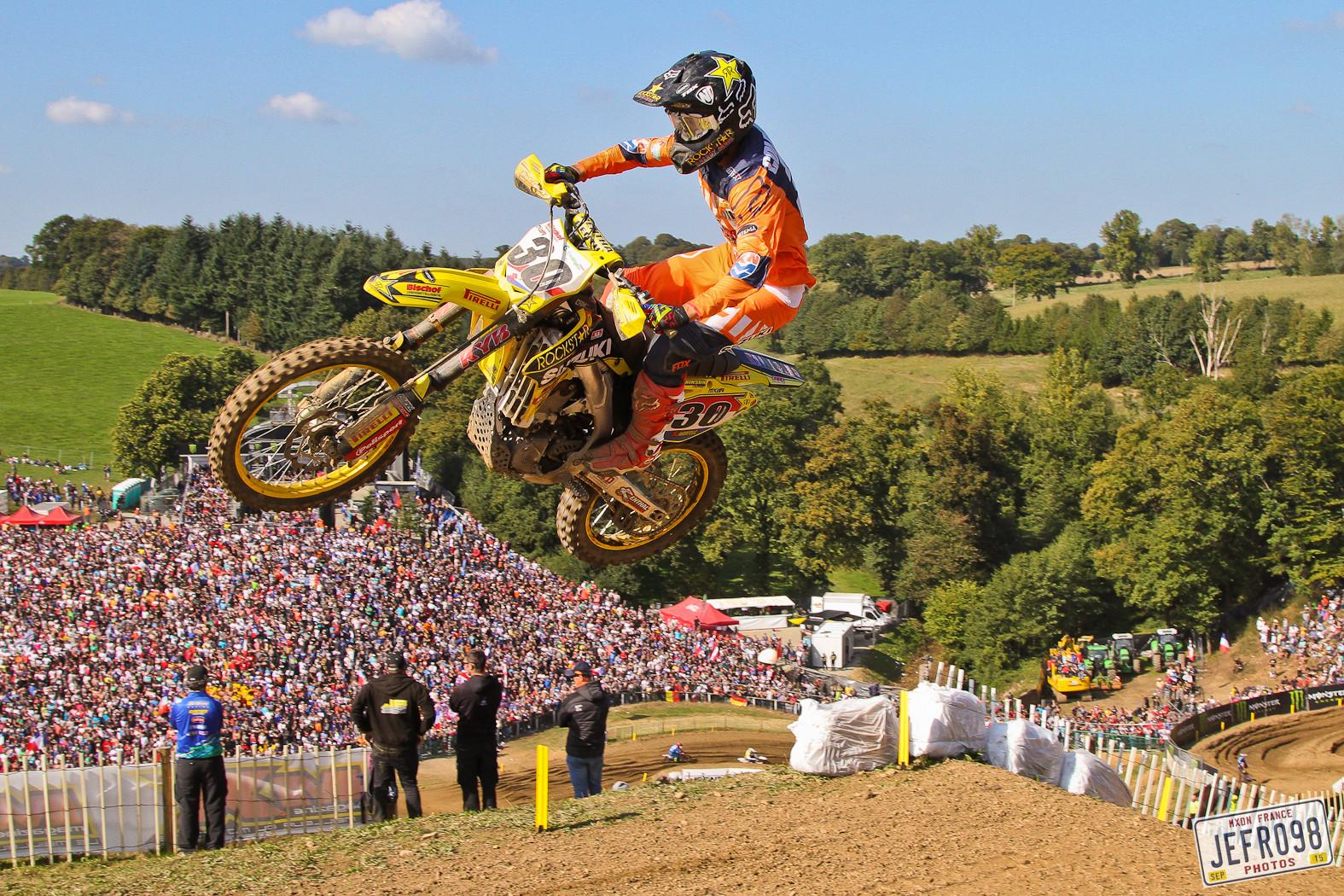 Glenn Coldenhoff - Photo Blast: MXoN Sunday racing - Motocross Pictures - Vital MX