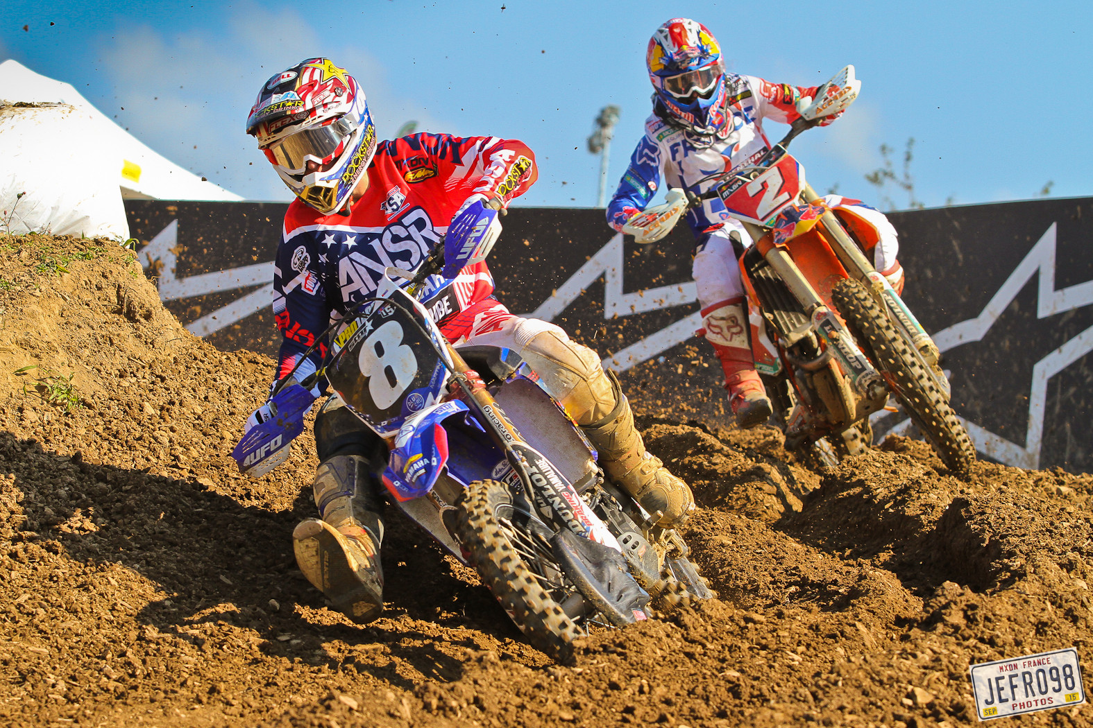 Martin & Musquin - Photo Blast: MXoN Sunday racing - Motocross Pictures - Vital MX