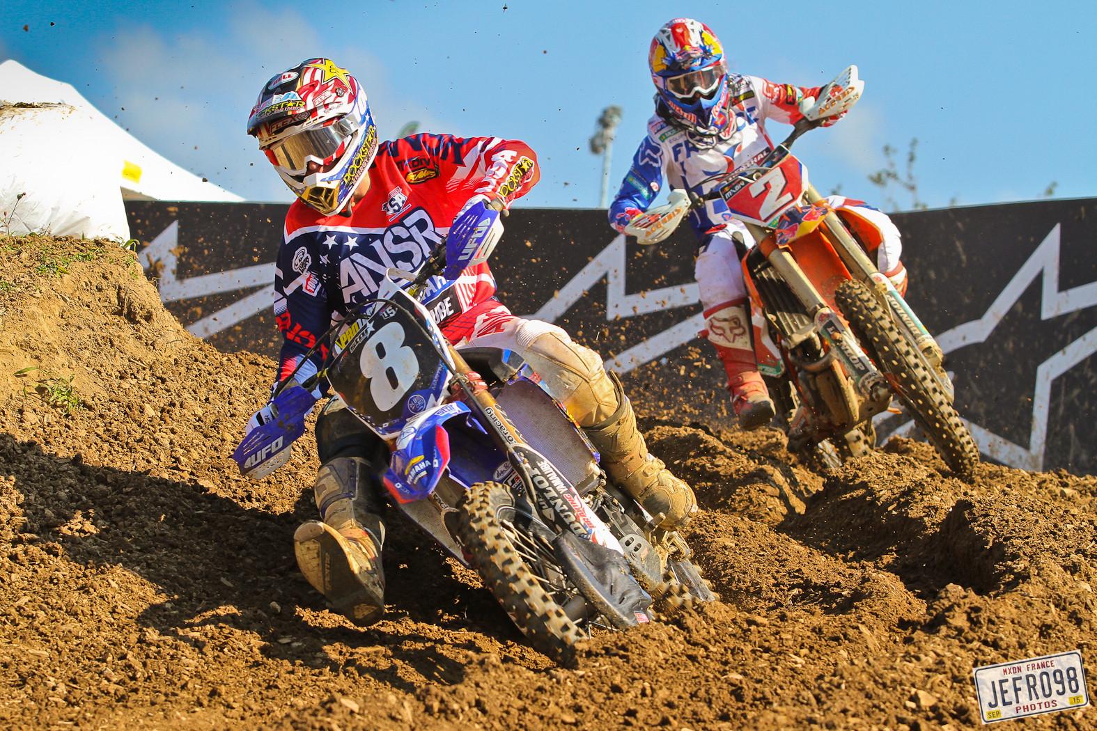 Martin & Musquin - Photo Blast: MXoN Sunday racing - Motocross Pictures - Vital MX