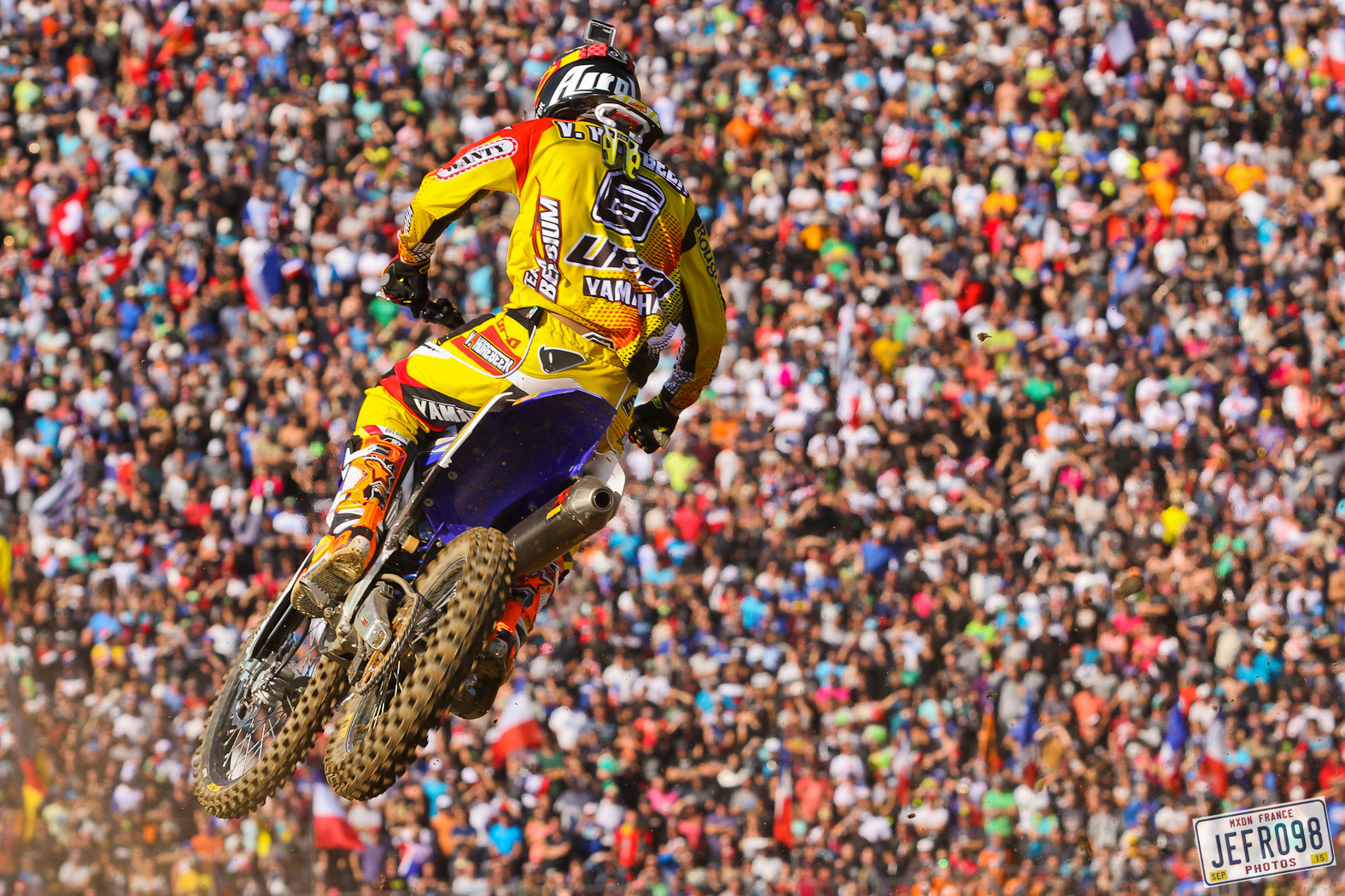 Jeremy van Horebeek - Photo Blast: MXoN Sunday racing - Motocross Pictures - Vital MX