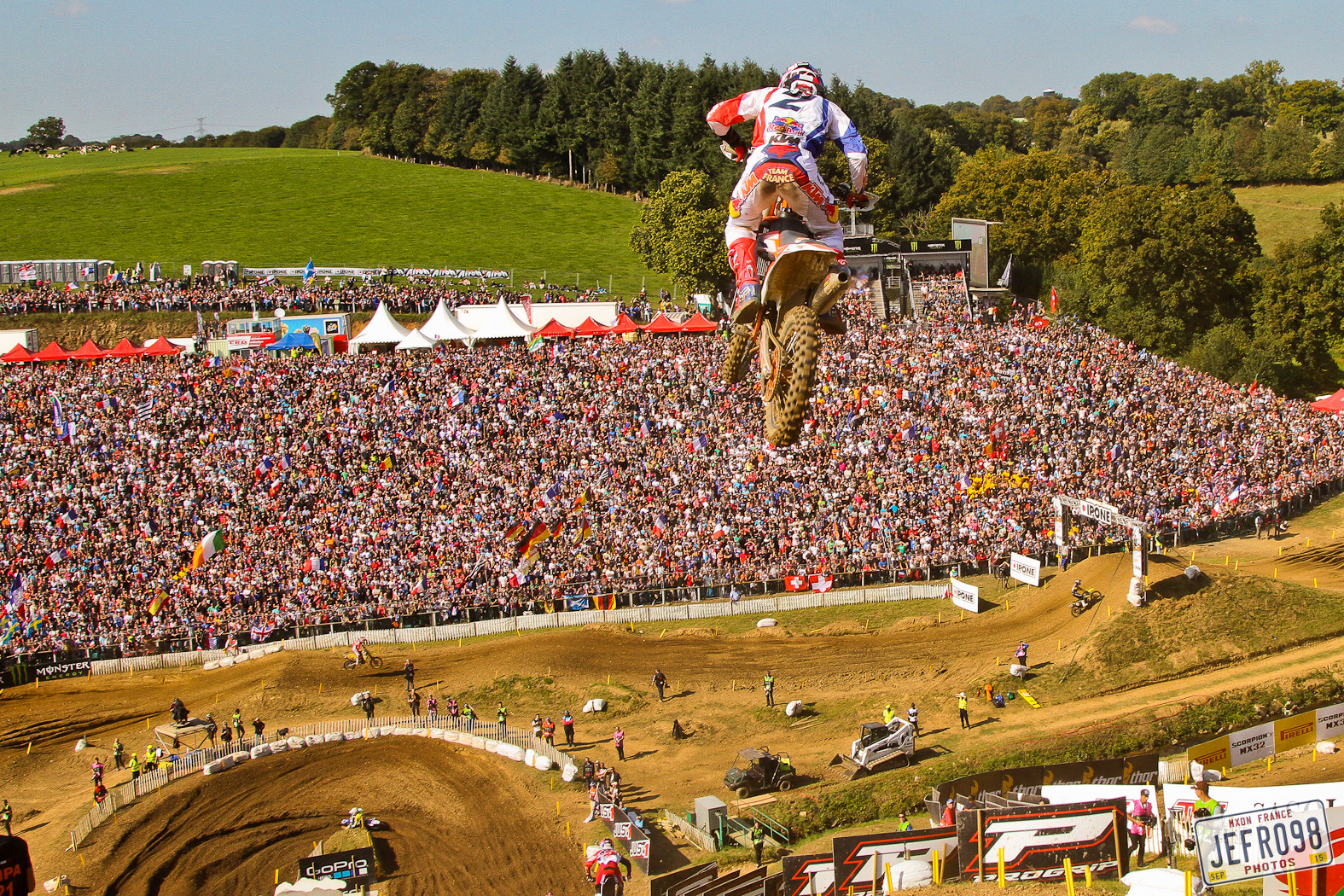 Marvin Musquin - Photo Blast: MXoN Sunday racing - Motocross Pictures - Vital MX