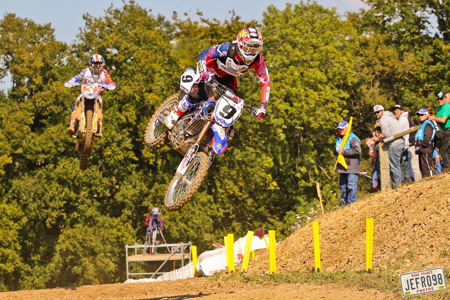 Cooper Webb - Photo Blast: MXoN Sunday racing - Motocross Pictures - Vital MX