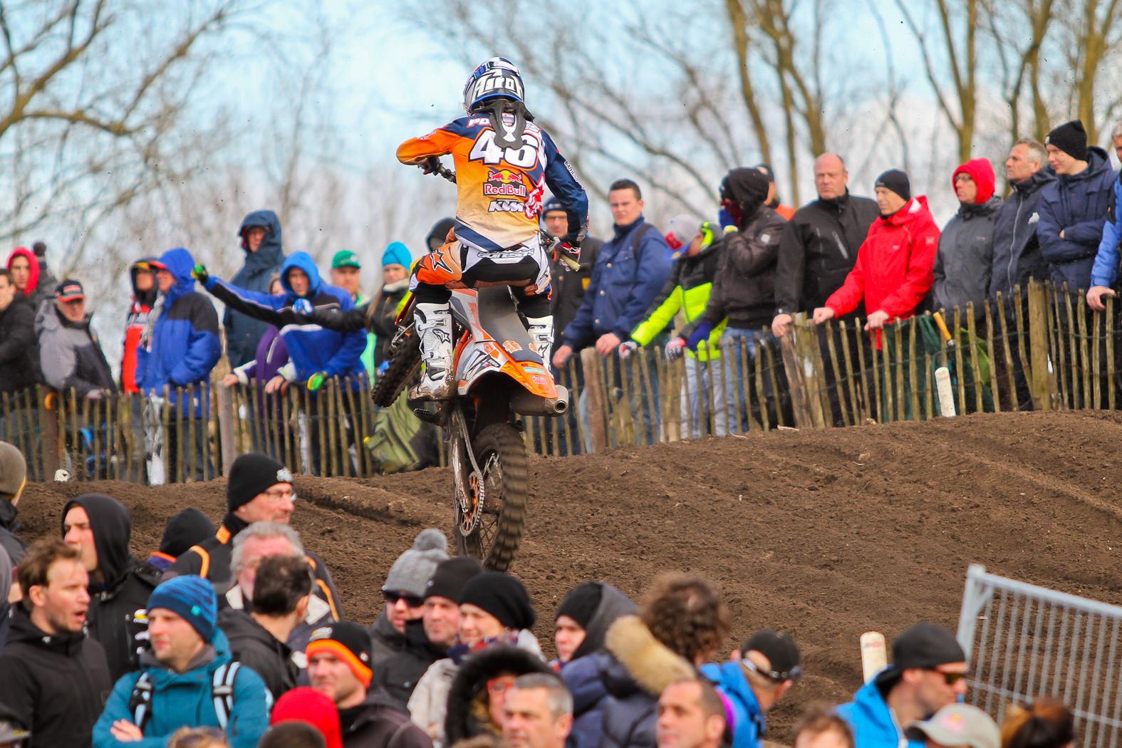 Davy Pootjes - Photo Blast: MXGP of Europe - Motocross Pictures - Vital MX