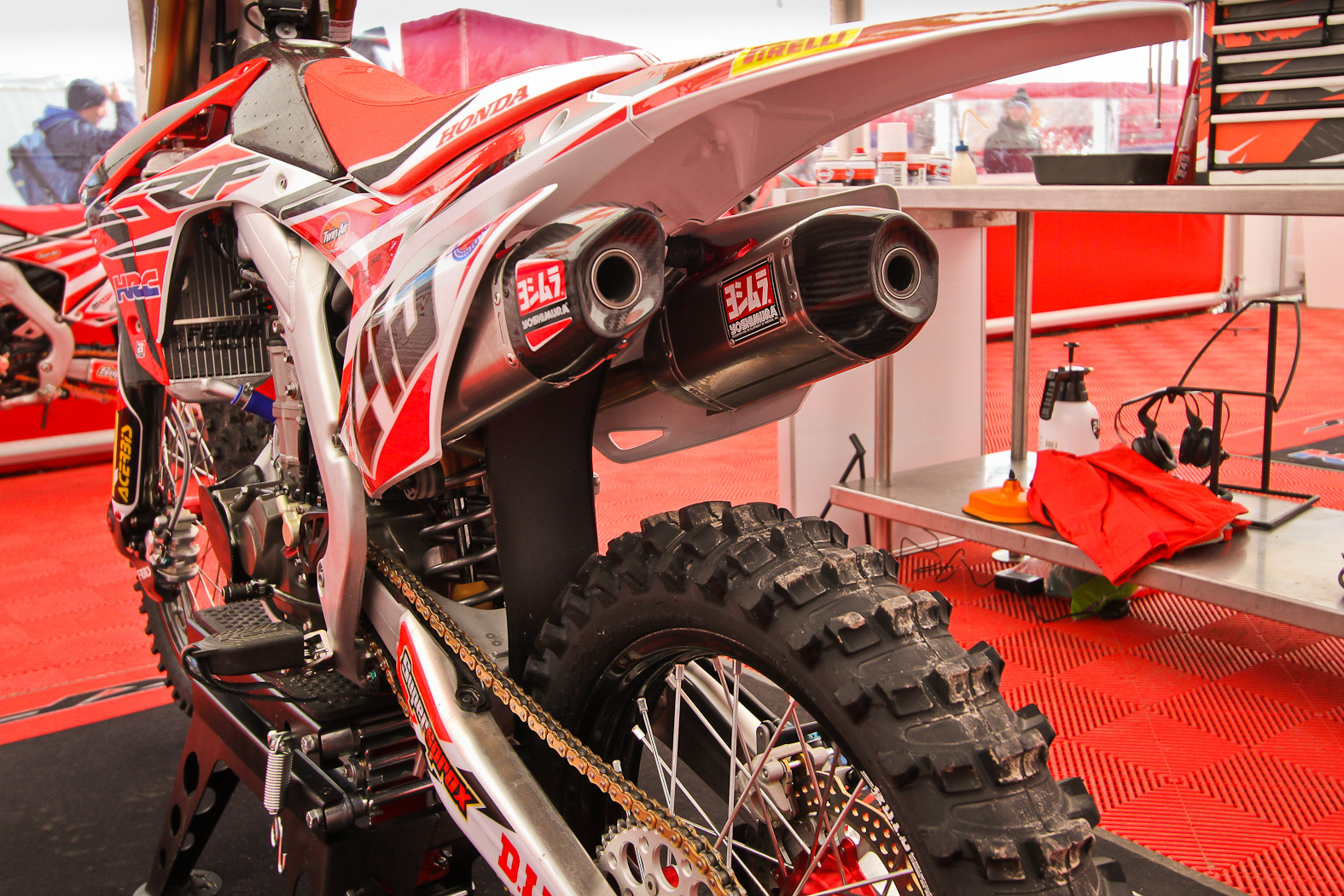 Yoshimura Racing - In the Pits: MXGP of Europe - Motocross Pictures - Vital MX